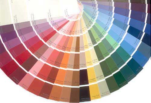 Nous avons toutes les couleurs de laque